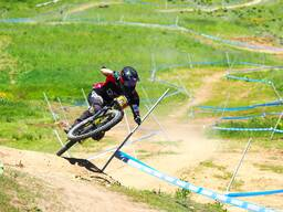 Photo of Andrew SEALES at Tamarack Bike Park, ID