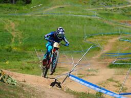 Photo of Braden DELZER at Tamarack Bike Park