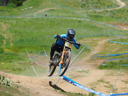 Photo of Chris CANFIELD at Tamarack Bike Park, ID