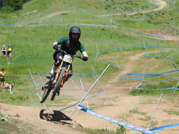 Photo of Cullen PAILLE at Tamarack Bike Park, ID
