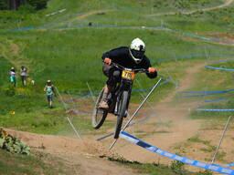 Photo of Spencer EWING at Tamarack Bike Park, ID