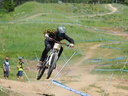 Photo of Connor HUNNEL at Tamarack Bike Park, ID