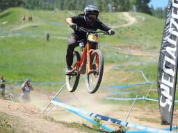Photo of Rhys EWING at Tamarack Bike Park, ID