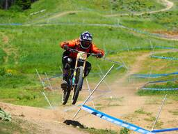 Photo of Doug PARK at Tamarack Bike Park, ID