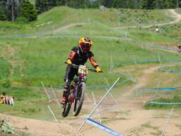 Photo of Cole GURNEY at Tamarack Bike Park, ID