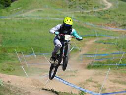Photo of Chris WALLER at Tamarack Bike Park, ID