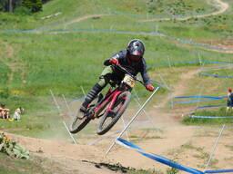 Photo of Brenden LEON at Tamarack Bike Park, ID