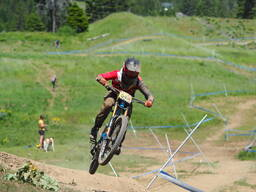 Photo of Saylor JACKSON at Tamarack Bike Park, ID