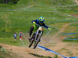 Photo of Kirk LINDER at Tamarack Bike Park, ID