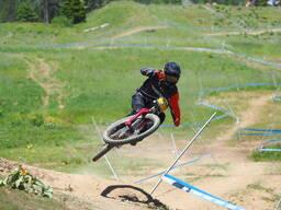 Photo of Thomas ZULA at Tamarack Bike Park, ID