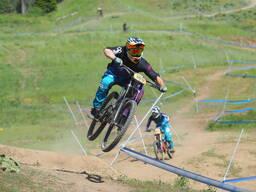 Photo of Davey SIMON at Tamarack Bike Park, ID