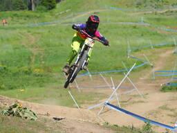 Photo of Wyatt DIXON at Tamarack Bike Park