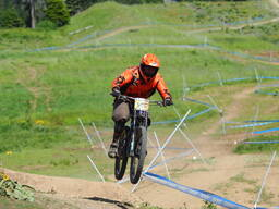 Photo of Brian WILSON (u40W) at Tamarack Bike Park, ID