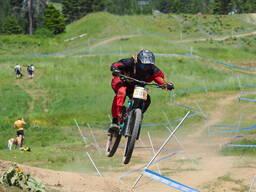 Photo of Andre STROM at Tamarack Bike Park, ID