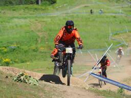 Photo of Ashtyn LAMB at Tamarack Bike Park, ID