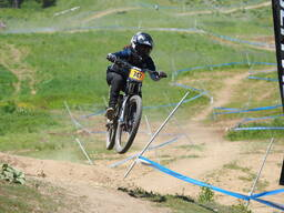Photo of Jordan SCOTT at Tamarack Bike Park, ID