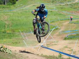 Photo of Jerry VANDERPOOL at Tamarack Bike Park, ID