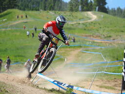 Photo of Quintin KURTZ at Tamarack Bike Park, ID