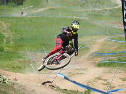 Photo of Sky DUNN-SARVIS at Tamarack Bike Park