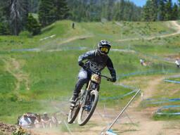 Photo of Brian STILL at Tamarack Bike Park, ID
