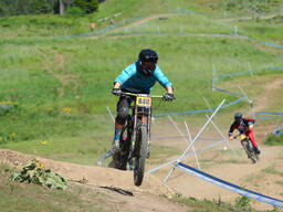 Photo of Jerry VANDERPOOL III at Tamarack Bike Park, ID