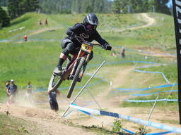 Photo of Chris KOVARIK at Tamarack Bike Park