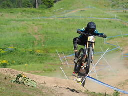 Photo of Alden PATE at Tamarack Bike Park