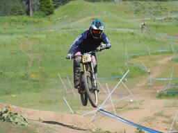 Photo of Brad DELZER at Tamarack Bike Park, ID
