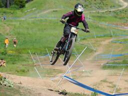 Photo of Finn THOMPSON at Tamarack Bike Park, ID