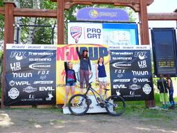 Photo of Sydney HABERMAN at Tamarack Bike Park