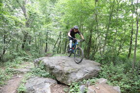 Photo of Ethan HUGGINS at Glen Park, PA