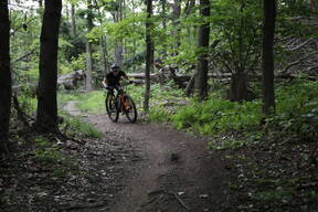 Photo of Jack GILBERT at Glen Park, PA