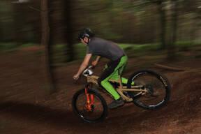 Photo of Cillian DOYLE at Barnaslingan Forest