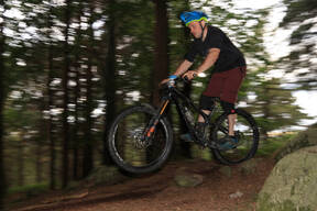 Photo of Al MAXWELL at Barnaslingan Forest