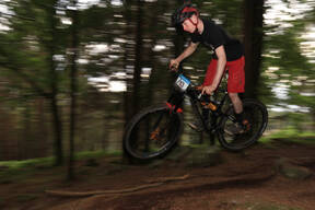 Photo of Ross ENNIS at Barnaslingan Forest