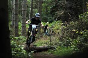 Photo of Carl JENNINGS at Barnaslingan Forest