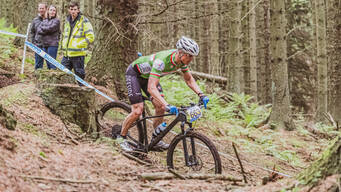 Photo of Gary HUGHES at Kirkhill