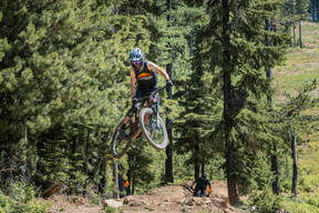 Photo of Logan WETZEL at Silver Mtn, Kellogg, ID