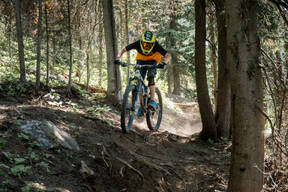 Photo of Tanner BERMUDEZ at Silver Mtn, Kellogg, ID