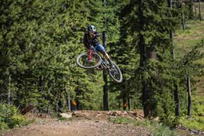 Photo of Austin HEMPERLEY at Silver Mtn, Kellogg, ID
