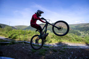 Photo of Alex CARTWRIGHT at Rhyd y Felin