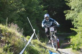 Photo of Dave SMITH (exp) at Rhyd y Felin