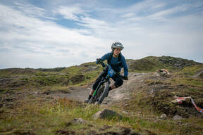 Photo of Sarah BARNWELL at Lee Quarry