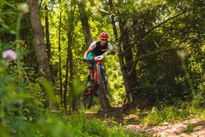 Photo of Nick LANDO at Blue Mtn
