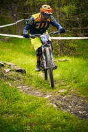 Photo of Darren MANSELL at Lee Quarry