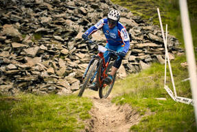 Photo of Michael BIELBY at Lee Quarry