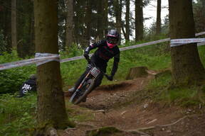 Photo of Jamie EDMONDSON at Rhyd y Felin