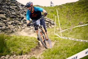 Photo of Sam HOLMES at Lee Quarry