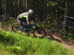 Photo of Christian FRANKLIN at Aboyne