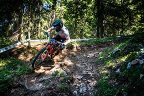 Photo of Keegan WRIGHT at Val di Fassa